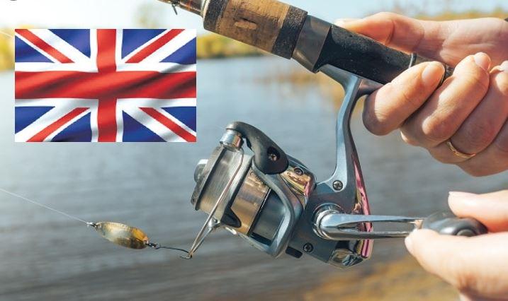 parole inglesi pesca spinning