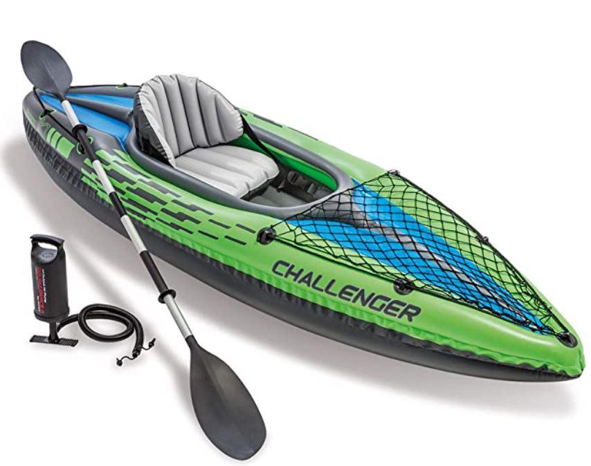 kayak gonfiabile da pesca