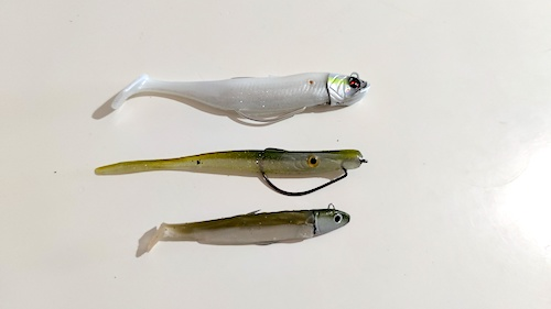 esca pesce serra